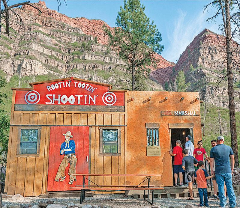Durango Colorado Family Entertainment